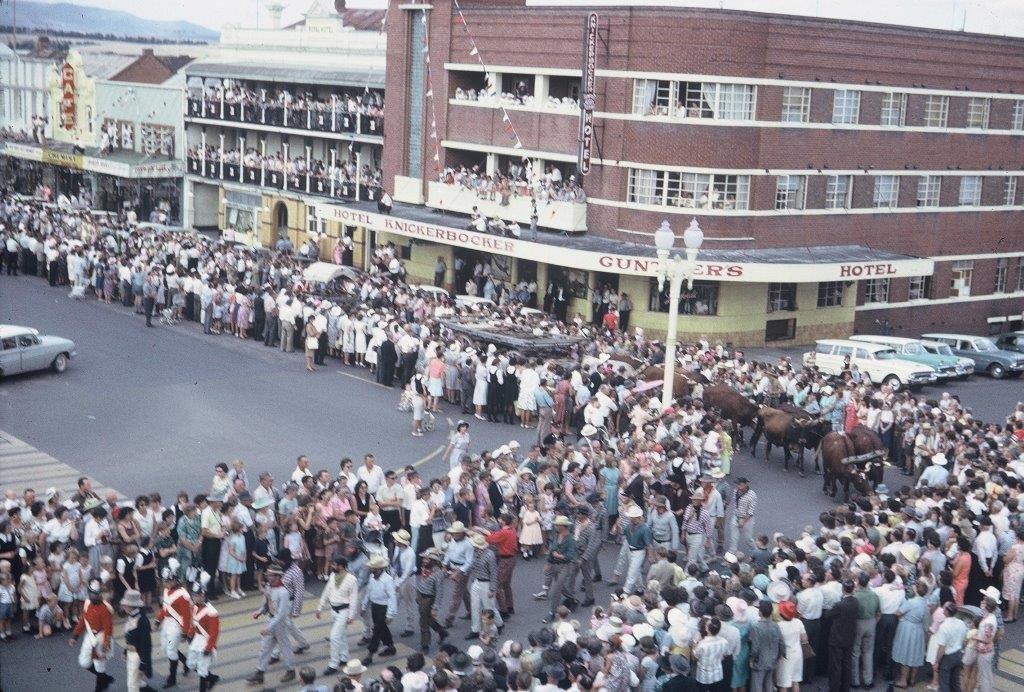 Cavalcade of Time Street Parade - Sesqui Centenary 1965