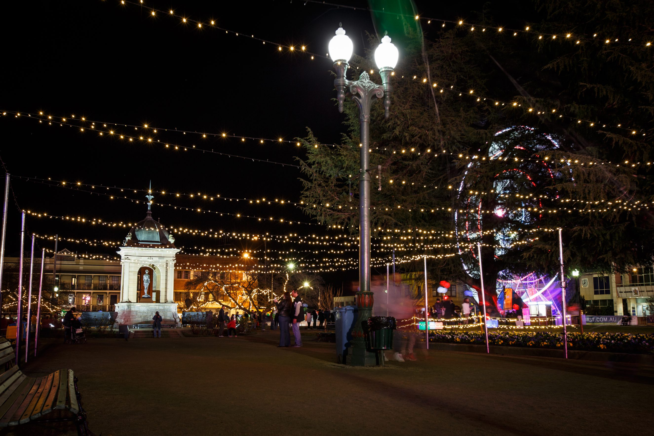 2016 – King's Parade Fairy Lights