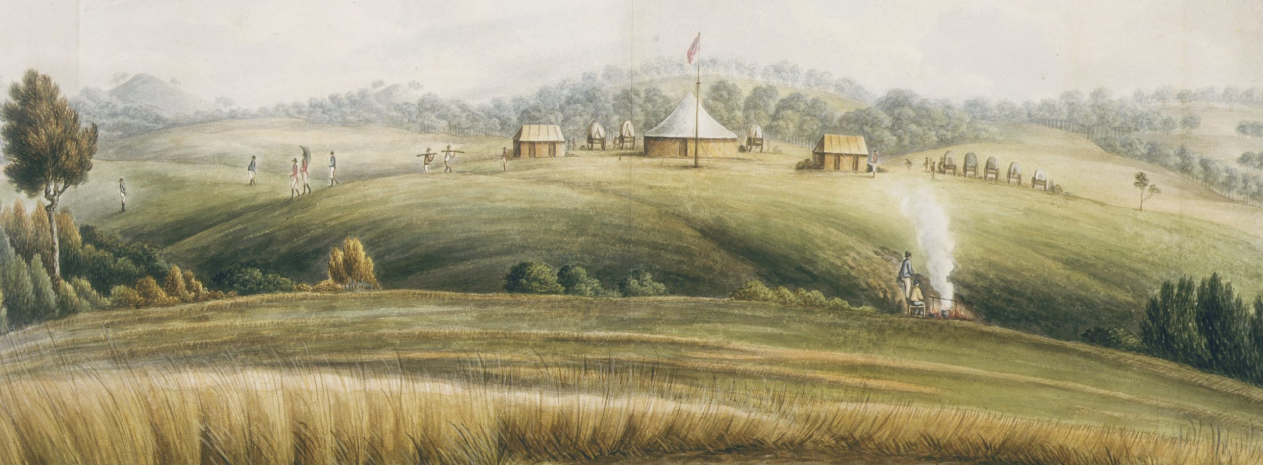 1815 Lewin painting